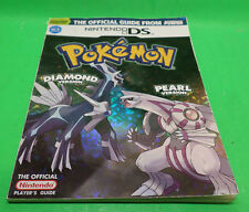 Nintendo Power Guide Book Nintendo DS Pokemon Diamond & Pearl Version