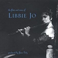 The  Jazz Flute, Voice of Libbie Jo Snyder by Libbie Jo Snyder (CD, May-2003,...