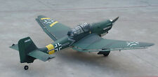 1/8 Scale Control Line Junkers JU-87 Stuka Plans, Templates and Instructions