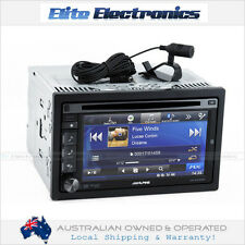 "ALPINE IVE-W535EBT 6.1"" BLUETOOTH MONITOR CAR DVD IPHONE PLAYER AKA IVE-W535ABT"
