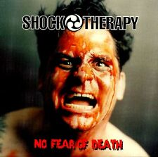 SHOCK THERAPY No Fear Of Death - CD - Cardboard Sleeve Promo Edition