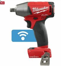 "MILWAUKEE 2759B-20 M18 FUEL™ 1/2""Compact Impact Wrench/Friction Ring/ONE-KEY™"