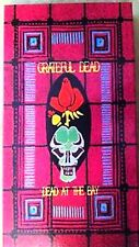 4 CD BOX SET- Grateful Dead- Dead At The Bay-