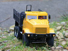 CROSS-RC Trial Truck KIT KC6E 6x6, NEU, OVP