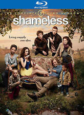 Shameless: Season 3 [Blu-ray] NEW