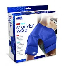 Hot Cold Shoulder Wrap Ice Injury Therapy Therapeutic Adjustable Cover Pain