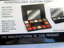 ME MAKEOVER ESSENTIALS..EYE SHADOW, BLUSH, LIP GLOSS..MAKE UP KIT..COMPACT..NEW