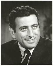 Vintage Tony Bennett Publcity Photo