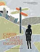 Career Choices Of Female Engineers:  BOOK NEW