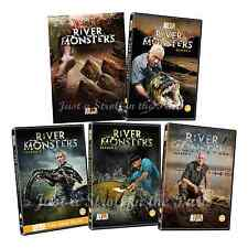 River Monsters TV Series Complete Seasons 1 2 3 4 5 Boxed / DVD Set(s) NEW!