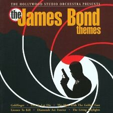 James Bond Themes (by Hollywood Studio Orchestra, 1998) [CD]