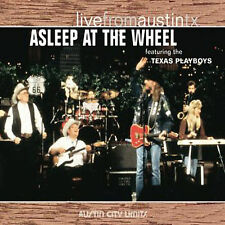 CD ONLY (ARTWORK/DIGIPAK MISSING) Asleep at the Wheel: Live From Austin Texas (D