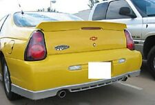 FITS CHEVY MONTE CARLO 2000-2007 PACE STYLE BOLT ON TRUNK SPOILER PAINTED (P)
