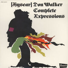 Hysear Don Walker - Complete expressions (Vinyl LP - 1970 - US - Reissue)