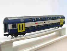 Fleischmann N 8154 K Doppelstockwagen AB 1./2. Klasse SBB CFF FFS OVP (Z1182)