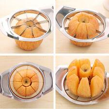 Edelstahl Pear Apple Corer Fruit Cutter Slicer Knife Peeler Küche Werkzeug Hot