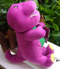 "Best new Barney The Dinosaur Sing I LOVE YOU song Purple 12""Plush Soft ToyDoll"