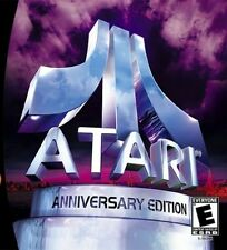 Atari Anniversary Edition Arcade Games Windows PC CD-ROM in Retail Box (2001)