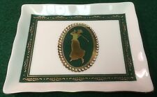 Papel Freelance Women's Golf Bone China Tray - excellent condition