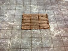 NEW Legendary Realms Miniature Painted Resin Raft D&D Dwarven Forge