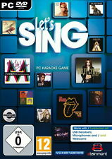 Lady Gaga Europe Miley Cyrus David Bowie & Queen/Let's Sing 2015 DVD-Box ovp/PC