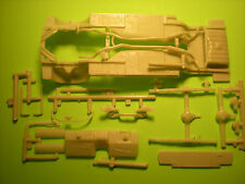 1968 Shelby Mustang GT-500 1/25 cobra frame chassis axle rear end suspension lot