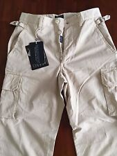"MASON's   MASON's  ""THE OTTOMAN  MILITARY "" CARGO PANTS(SZ30  ITLY 46 )$225"