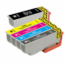 5 x Internet-ink 33XL Compatible Ink Cartridges For Epson XP-530 XP-540 XP-630