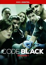 CODE BLACK - COMPLETE SEASON 1  -  DVD - REGION 1  sealed