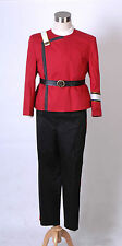 Star Trek II-VI Wrath of Khan starfleet Uniform Costume Cosplay Tailored