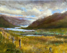 Ring of Kerry Ireland  11x14 in. Original Oil on stretched canvas HALL GROAT II