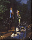 BONES CAST AUTOGRAPH SIGNED PP PHOTO POSTER