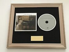 PERSONALLY SIGNED/AUTOGRAPHED PETULA CLARK - FROM NOW ON  FRAMED CD PRESENTATION