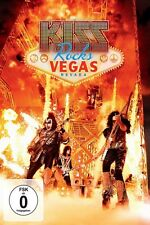KISS - KISS ROCKS VEGAS (DVD) EAGLE ROCK  DVD NEU