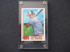 1982 Topps #98T Cal Ripken Jr. Rookie Card Baltimore Orioles HOFer EX SHARP!!!!