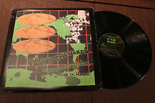 Heavy The World Squashed Globe Live Hawaii Heavy Psych 2 LP Set  NM Autographed