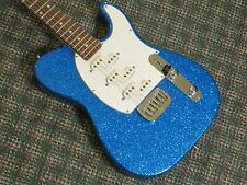 G&L USA ASAT Z-3 Electric Guitar! RARE Blue Sparkle! Rosewood! Z3! w/OHSC