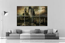 BUDDHA ZEN LANDSCAPE PAYSAGE Poster Grand format A0 Large Print