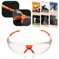 Eye Protection Lab Outdoor Work Anti-Fog Clear Protective Safety Goggles Glasses