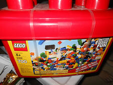 LEGO 5369 Creator Red Tub MISB 700 pieces Retired Sealed New Very Rare!