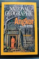 NATIONAL GEOGRAPHIC MAGAZINE ANGKOR JULY 2009 Ancient Civilization