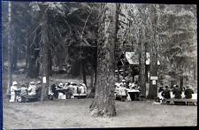 MONTE RIO CA ~ 1900's BOHEMIAN GROVE ? ~ Real Photo PC  RPPC