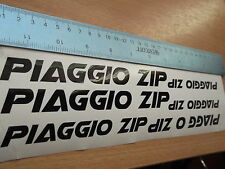 PIAGGIO Zip calcomanías/Sticker x6