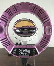 Stellar LED Diva ll Ring Light+stand
