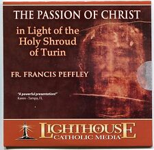 The Passion of Christ in Light of the Shroud of Turin - Fr Francis Peffley - CD