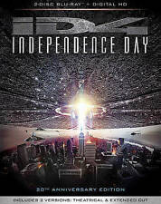 Independence Day (Blu-ray 2016 2-Disc Set Digital Copy 20th Anniversary Edition)