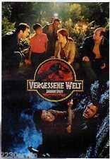 JURASSIC PARK - VERGESSENE WELT / NFK 440-441 Wien / Jeff Goldblum, :Moore