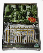 The Beverly Hillbillies Vol. 2 - 4 Episodes DVD  - NEW &  SEALED BOX