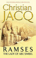 Lady of Abu Simbel: IV (Ramses), By Christian Jacq,in Used but Acceptable condit