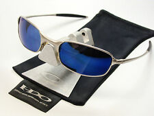 OAKLEY SQUARE WIRE 2.0 LIGHT BLUE SONNENBRILLE SPLINTER WHISKER INMATE TAILBACK